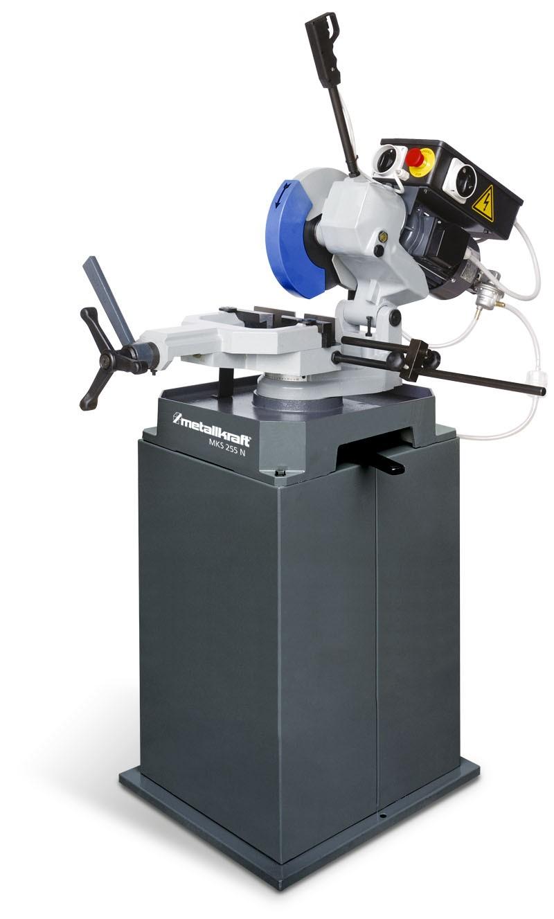 MKS 255 N Set / 400V Metallkraft Metallkreissäge