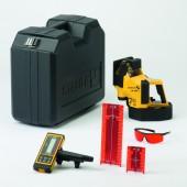 STABILA Multilinien-Laser LA 180 L, 6-teiliges Set