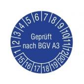 Wiederholungsprüfung nach BGV A3 für ortsfeste Geräte