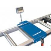 Rollenbahn MRB LC-E  6 Meter mit Längsanschlag/Mess-System