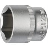 """Steckschlüsseleinsatz   24mm 3/8"""" Sechskant"""