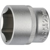 """Steckschlüsseleinsatz   17mm 3/8"""" Sechskant"""