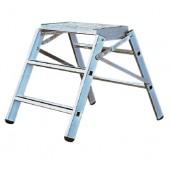 Arbeitspodest 3 Stufen | klappbar Podesthöhe 720mm
