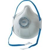 Atemschutzmaske 2385   FFP1NRD b.4xAGW-Wert MOLDEX EN149:2001+A1:2009 m.Klimaventil