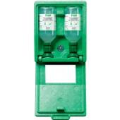 Augenspülstation | 2x0,5l Flaschen m.Piktogramm PLUM DIN15154-4 Natriumchloridlösung (0,9