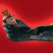 Chemikalien-Handschuh | EN 388, EN 374, Kat. III,