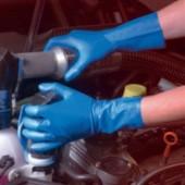 Chemikalien-Handschuh | EN388,EN374,EN421 Kat.III