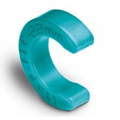 Demontage Clip Messing Ø15mm