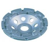 Diamantschleiftopf | D.125mm 1fach f.Beton/Granit u.DIEWE Baustellenmat.