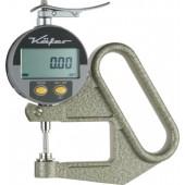Digital-Dickenmessgerät | JD50 10mm Ablesung 0,01mm flach 10=c