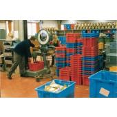 Drehstapelbehälter blau | L.300xB.200xH.150mm 6l PP