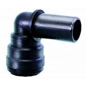 Einsteck-Winkel-Ver- binder Rohr AD15, Stutzen AD15