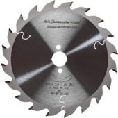 Tischkreissägeblatt LF   24Z. D.350mm