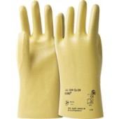 Handschuhe Gobi 109 | Gr.9 Nitril Baumwolltrikot KCL gelb EN388 Kat.II CE