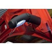 LED- Stableuchte | L.215mm,klappbar aus ABS-Kunststoff m.26 LEDs und Magnetfuß