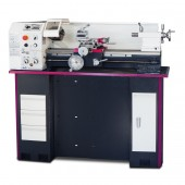 Leitspindeldrehmaschine mit Vorschubgetriebe / D 280 x 700 DC Vario