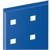 Lochplatte | L500xB450mm enzianblau RAL 5010