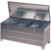 Alu-Box | B250 mit Türe links (Bausatz)