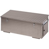 Alu-Box | B500 mit Türe rechts, mit Kranösen
