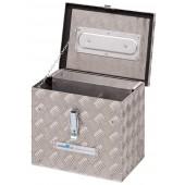 Alu-Putzbox | Leicht, fester Einbau
