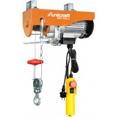 MES 600-2 Mini Elektro Seilzug 600kg | UNICRAFT