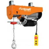 MES 999-2 Mini Elektro Seilzug 999kg | UNICRAFT