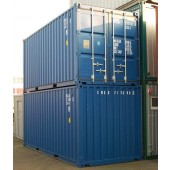 20' Fuß Standardcontainer
