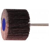 Fächerschleifer | 60 x H30mm K80 Korund Schaft-Ø 6 mm