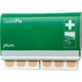 Pflasterspender | QuickFix B233xH.133xT.30mm PLUM m.Schlüssel Pflasterstrips elastisch