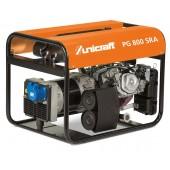 PG 800 SRA UNICRAFT Stromerzeuger | 1x 230V CEE 32A / 1x 230V SCHUKO