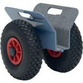 Plattenroller | Tragfähigkeit 250kg PROMAT m.Klemmbacken max. Klemm-B.60mm