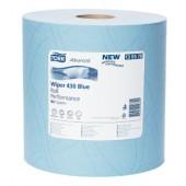 Putztuch extra stark | blau 2lagig L.340xB.370mm 1000Abrisse 1RL/VE