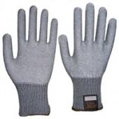 Schnittschutzhandschuhe | Taeki5 Gr. L grau o.Beschichtung EN388 Schnittschutzlevel 5