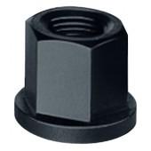 Sechskantmutter | DIN6331 AMF M20 vergütet m.Bund Festigkeit 10