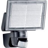 Sensor LED-Strahler | 330 LEDs 18 W 1426 Lumen m. Bewegungsmelder Gehäuse schwarz