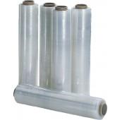 Stretchfolie L300m | B.450mm Stärke 17µm transparent 6RL/VE