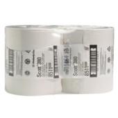 Toilettenpapier 2lagig | Tissue hochweiß 380m 6Rl./VE f.9000474161