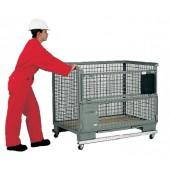 Transportroller | Tragf.500kg verz. U-Form