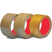 Verpackungsklebeband | Länge 66m Breite 50mm braun PP-Folie