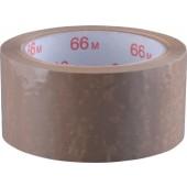 Verpackungsklebeband | Länge 66m Breite 50mm braun PVC-Folie
