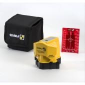STABILA Bodenlinien-Laser FLS 90, 3-teiliges Set