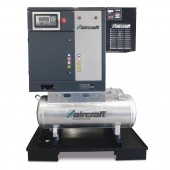 A-DUO K-MAX 5.5-10 2x100 KK (IE3) | Schraubenkompressor