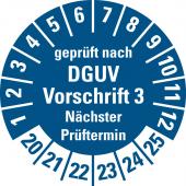 Wiederholungsprüfung nach DGUV V3 (alt BGV A3) für ortsfeste Geräte