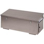 Alu-Box | B500 mit Türe links und rechts, mit Kranösen
