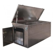 Alu-Box | B5000 mit Türe rechts, ohne Ablage Kranösen