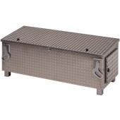Alu-Box | B5500 mit Türe, Ablage schwenkbare Ösen Sprinter