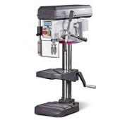 Tisch- und Säulenbohrmaschine mit Keilriemenantrieb / OPTI B 24 H (400 V) Aktions-Set