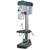 Tisch- und Säulenbohrmaschine mit leistungsstarkem OPTIMUM Brushless-Antrieb / OPTI B 34 H Vario Aktions-Set